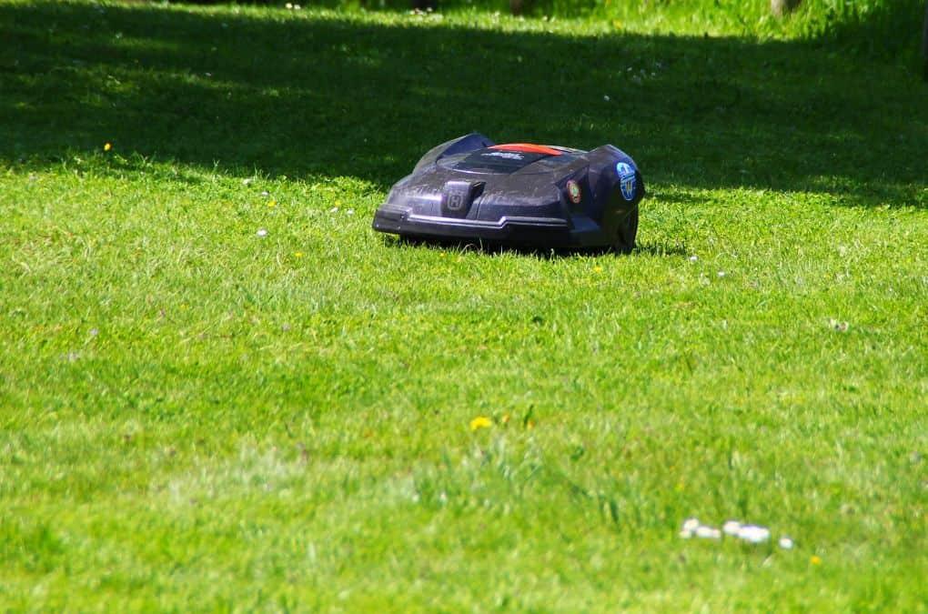 Der Rasenmähroboter – ein praktischer Helfer im Garten