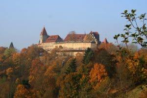 Die schönsten Schlossgärten und Schlösser im nördlichen Bayern