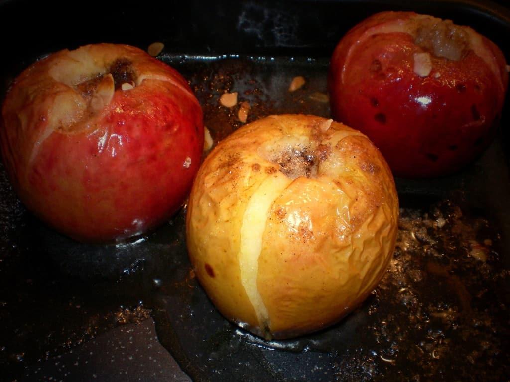 Köstliche Bratäpfel