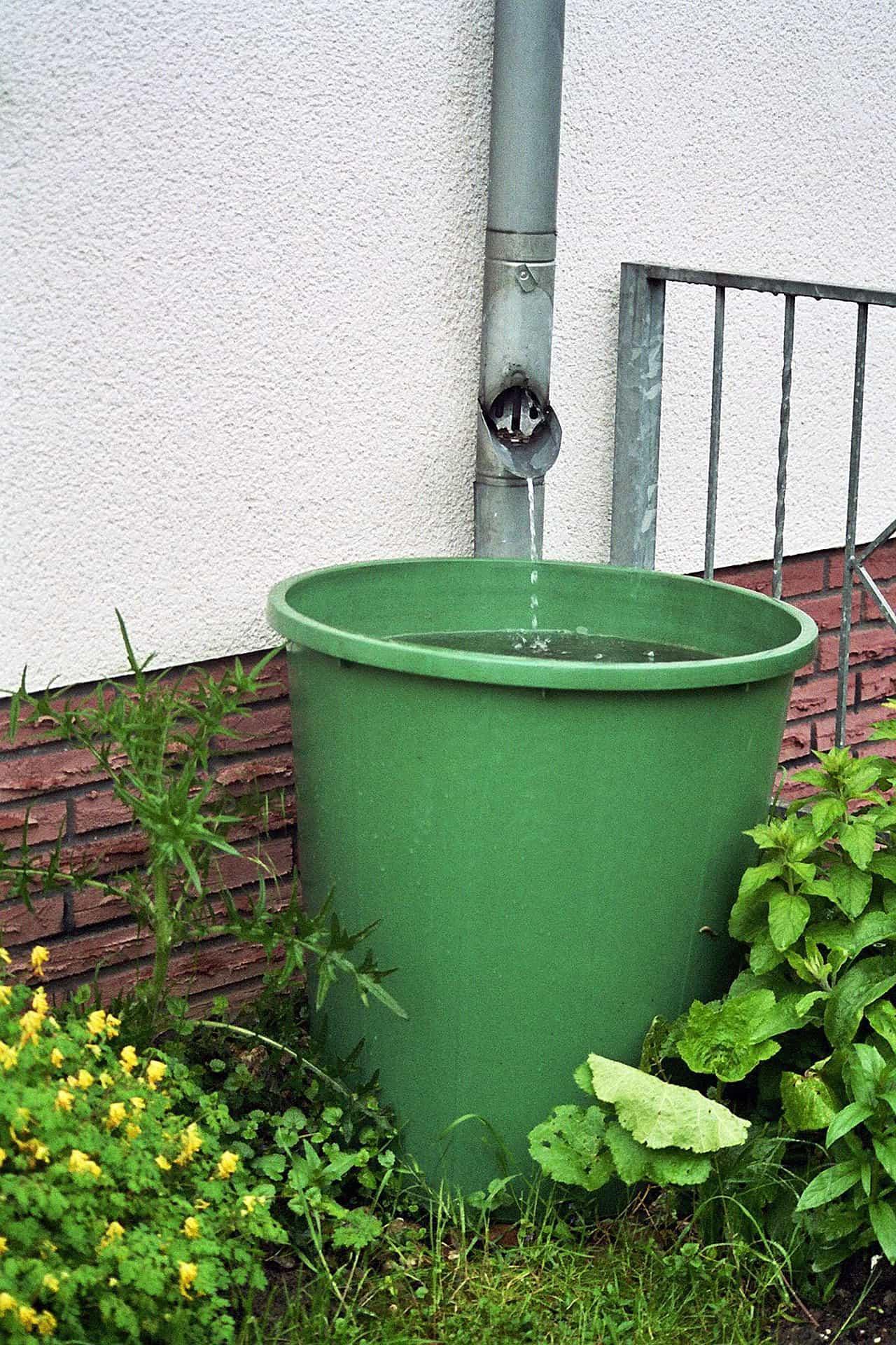 Fabelhaft Der Regenwassertank – spart Geld und schont die Umwelt - nachgeharkt &PG_42