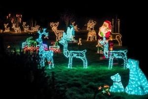 Das gilt es bei der Weihnachtsbeleuchtung zu beachten