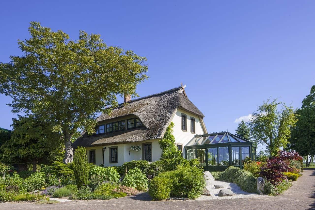 Im Wintergarten Energie sparen