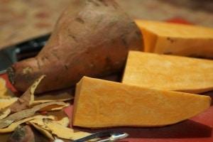 Süßkartoffeln im eigenen Garten anbauen