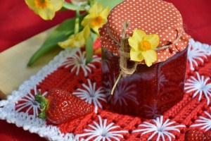 Leckere Erdbeermarmelade selbst herstellen