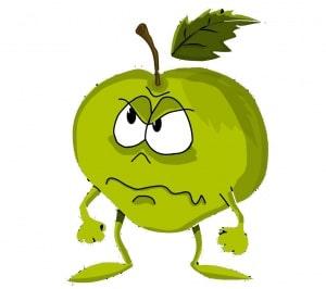 Die wichtigsten Krankheiten beim Apfelbaum erkennen und behandeln