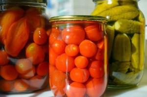 Leckere Tomaten richtig einlegen