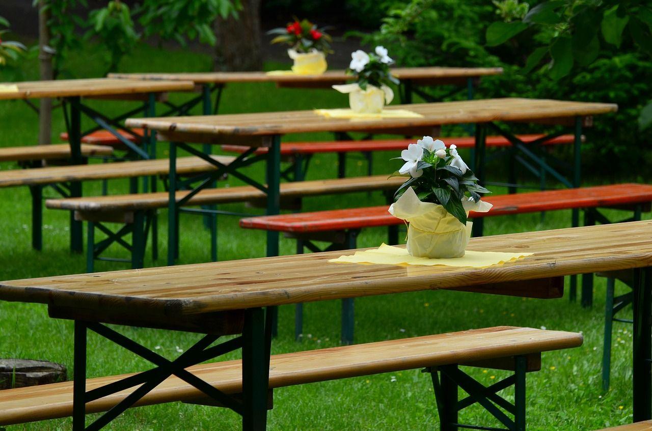 Tipps und Ideen für die perfekte Gartenparty Zuhause