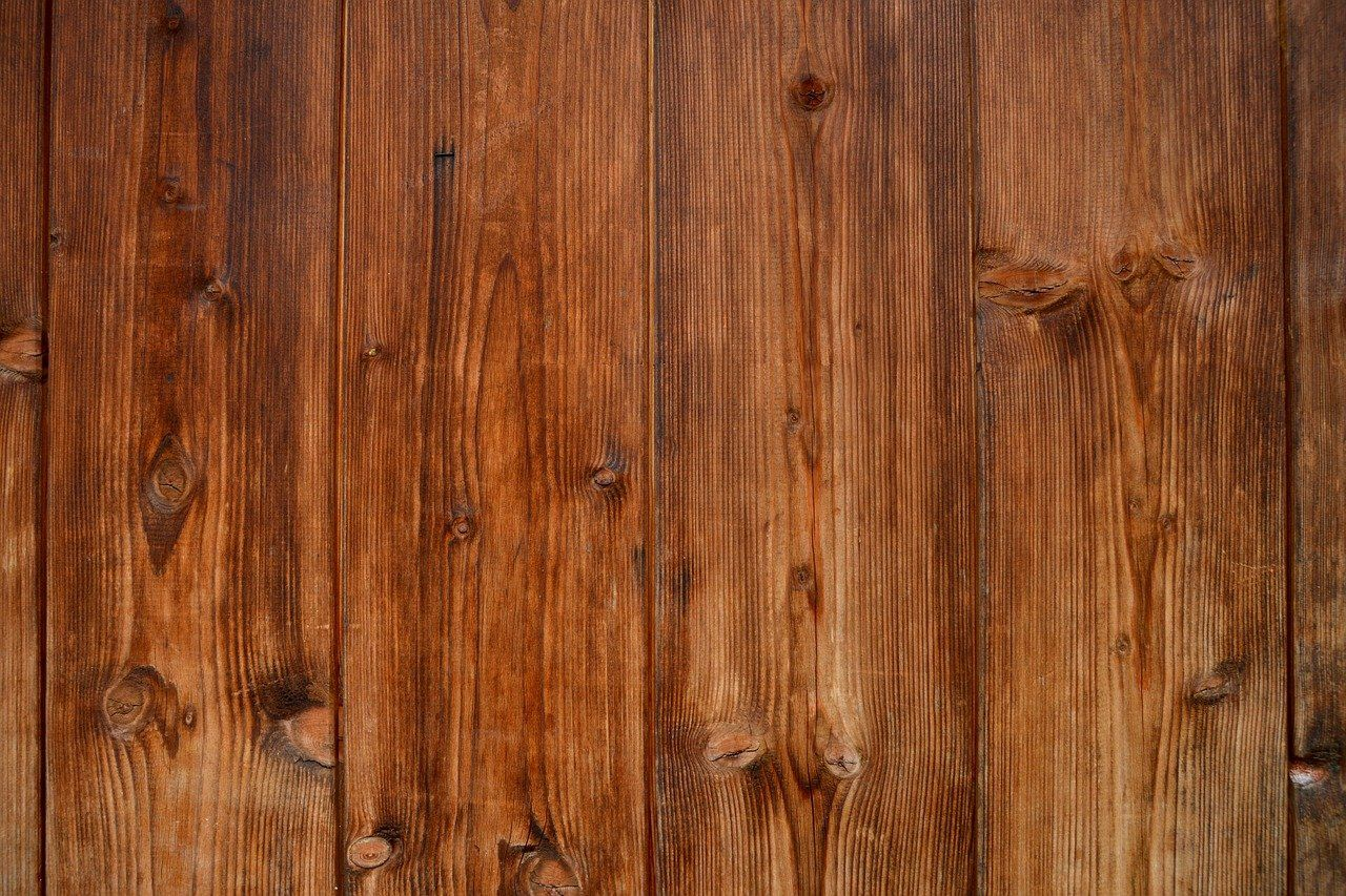 Holz wetterfest machen